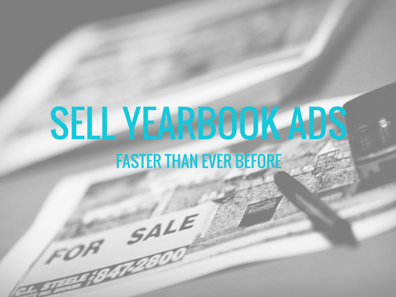 selling yearbook ads